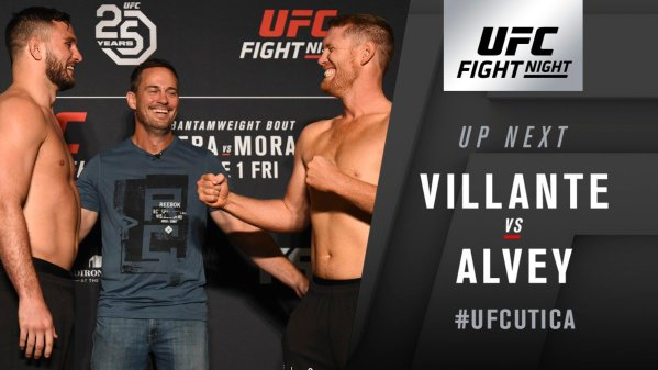 UFC Fight Night 131: Rivera vs. Moraes - Live Results & Play By Play Updates -