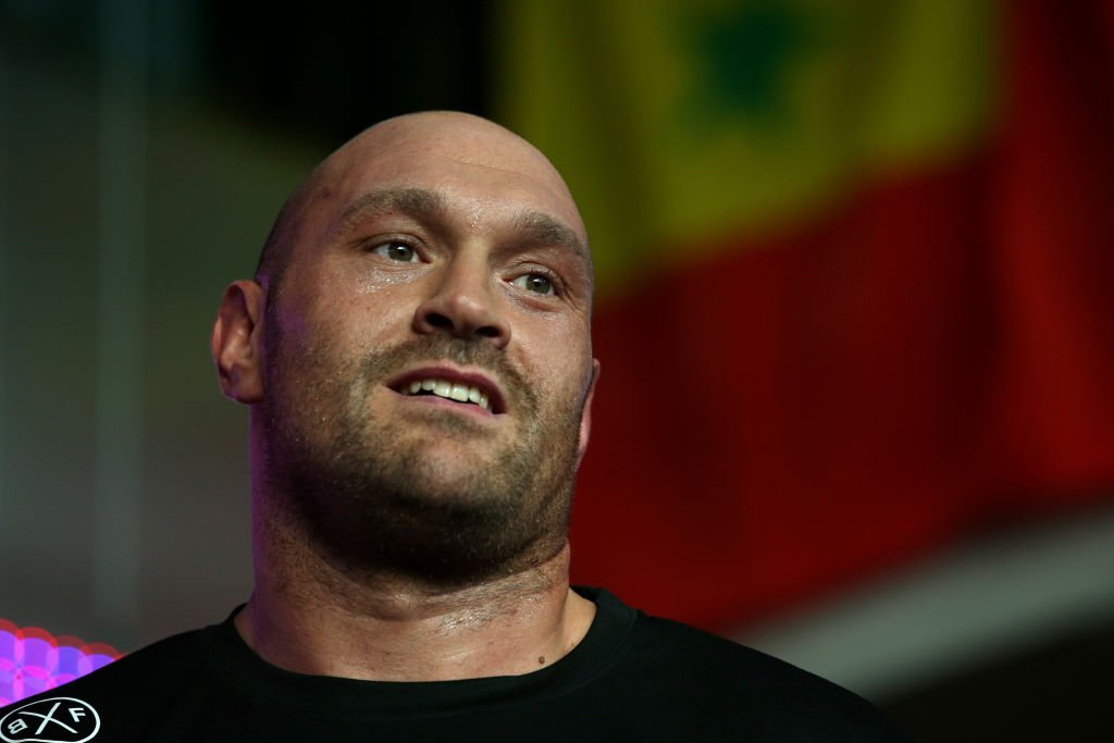 Boxing: Tyson Fury gets stoppage victory in his comeback fight - Fury