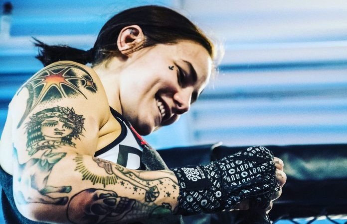 UFC: Jessica Rose-Clark is not happy with Greg Hardy's UFC Deal - Jessica Rose-Clark