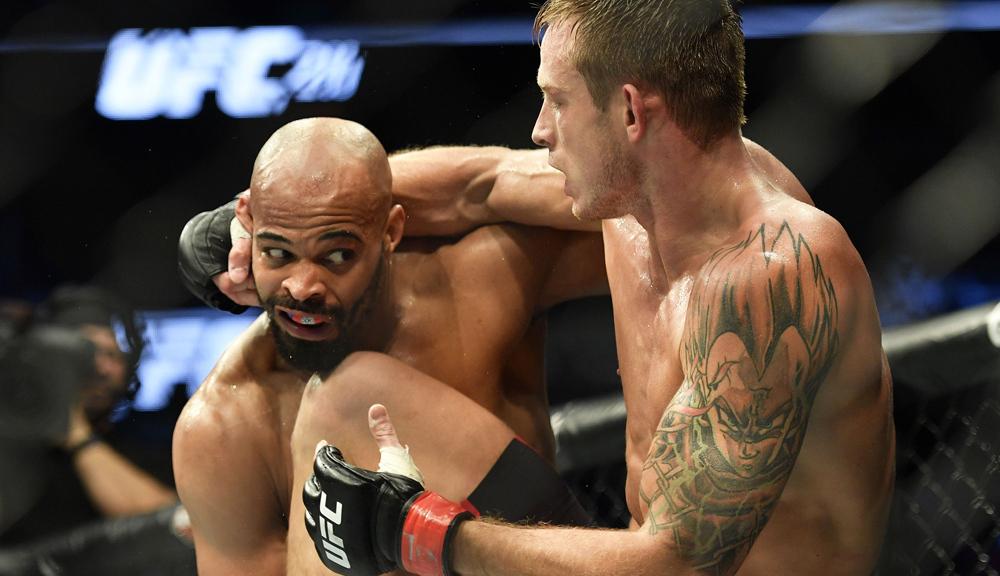 UFC: David Branch calls out Jacare Souza - David Branch