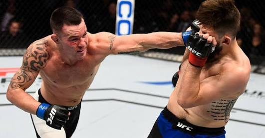 UFC: Colby Covington says he's the 'super villain' of the UFC - colby