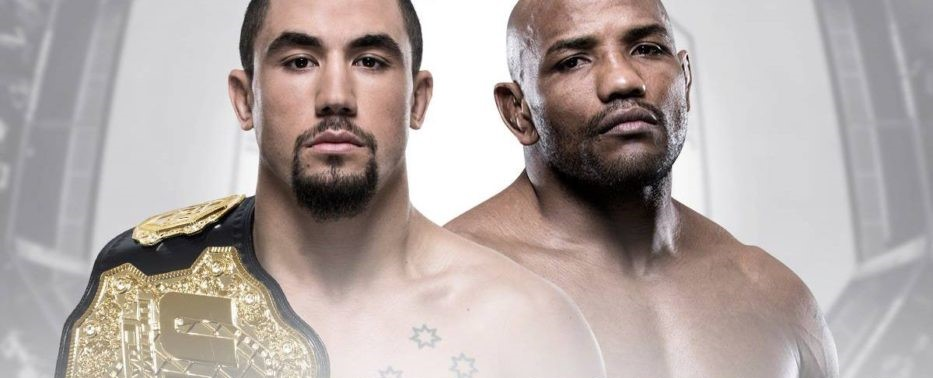 UFC 225 Whittaker vs. Romero 2 - Live Results & Play By Play Updates -