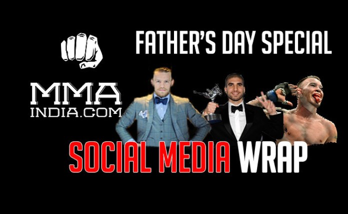 MMA India's Social Media Wrap - Father's Day Special - fathers day
