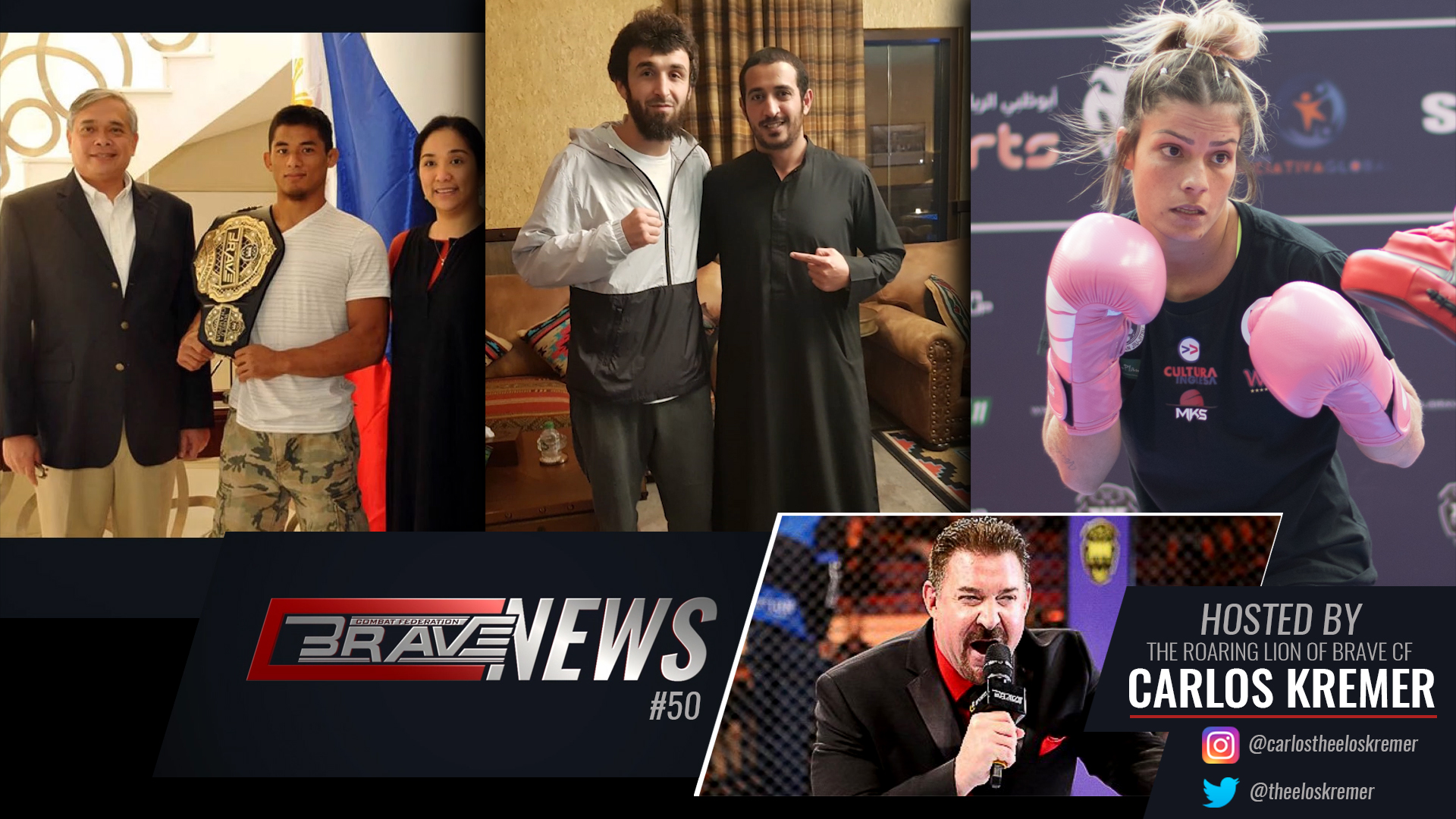 50th edition of Brave News released -
