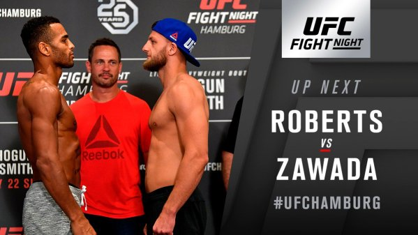 UFC Fight Night 134 Shogun vs. Smith - Play By Play Updates & Live Results -