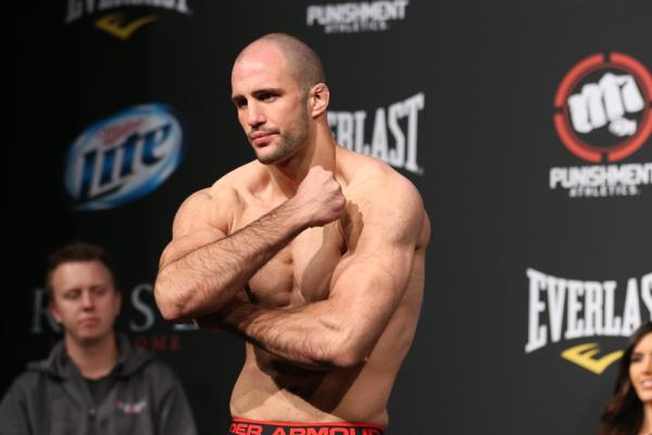UFC: Volkan Oezdemir felony trial rescheduled for July 9 - Oezdemir