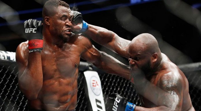 UFC: Francis Ngannou wants to fight Junior Dos Santos by the end of the year - Ngannou