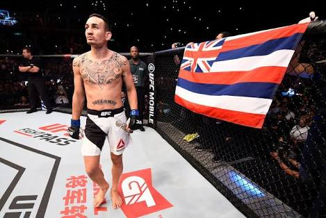 UFC: Max Holloway trolled by fans for using wrong flag emoji to represent IRELAND - Holloway