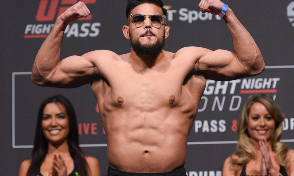UFC Fight Night 134 Results - Nasrat's Puts on an Electrifying Performance. Hands Diakiese His Third Loss -
