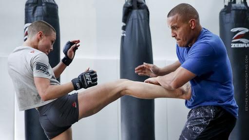 UFC: Rose Namajunas' fiancè Pat Barry believes Joanna Jedrzejczyk is only hurting herself by not accepting defeat - Joanna Jedrzejczyk