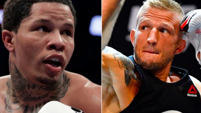 UFC: TJ Dillashaw to Gervonta Davis: 1 round is all I need - gervonta davis