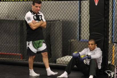 Aldo's coach talks about Conor's comments after Calgary win -