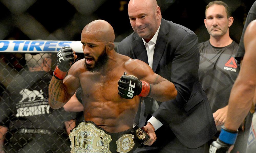 UFC: Demetrious Johnson Says Injury Derailed TJ Dillashaw Super Fight - Johnson