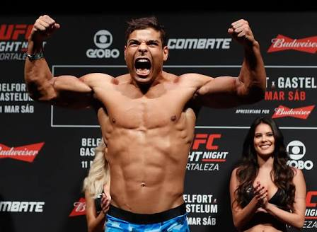 UFC: Paulo Costa says he can KO Robert Whittaker or Yoel Romero inside 2 rounds - Paulo Costa
