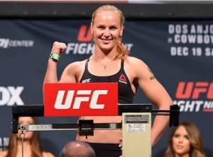 UFC: Valentina Shevchenko says she won't believe Nicco Montano will show up at UFC 228 until 'she's inside the Octagon' - Valentina Shevchenko