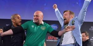 UFC: Dana White says no world tour to promote Conor Mcgregor Vs. Khabib Nurmagomedov - Conor McGregor