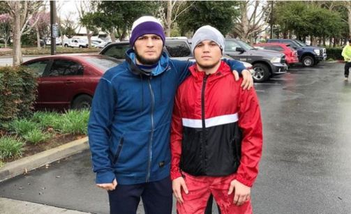 Khabib's younger cousin, Omar Nurmagomedov, is close to signing with PFL. -