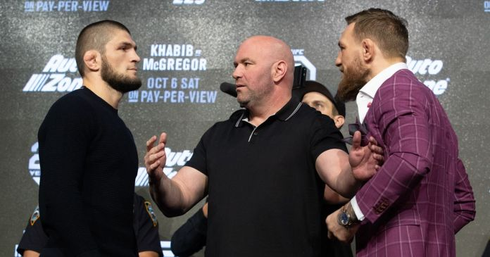 """""""Dont Come At The King"""" An Insane Conor vs. Khabib promo from BT Sport - Conor"""