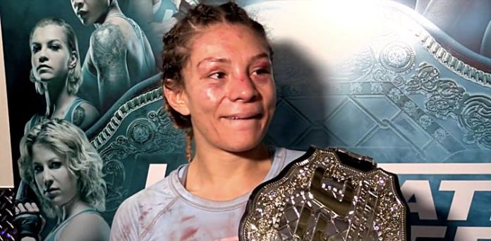 BREAKING: Nicco Montano transported to hospital. UFC 228 Title fight in serious jeopardy! - Montano