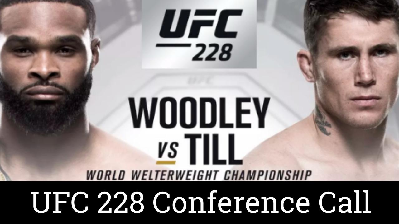 UFC 228 Conference Call - Nicco Montano