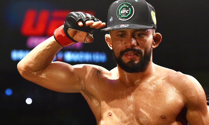UFC: Deiveson Figueiredo wants a shot at Henry Cejudo - Deiveson