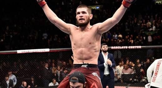 UFC: Khabib unhappy with Jon Jones' return. Calls USADA number one bullsh*t! - ufc