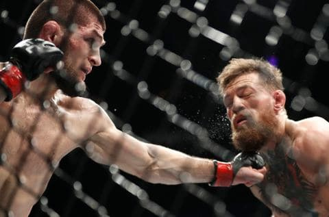 UFC 229 Results: Khabib Mauls Conor for 4 Rounds, Makes Him Tap & Goes Berserk -