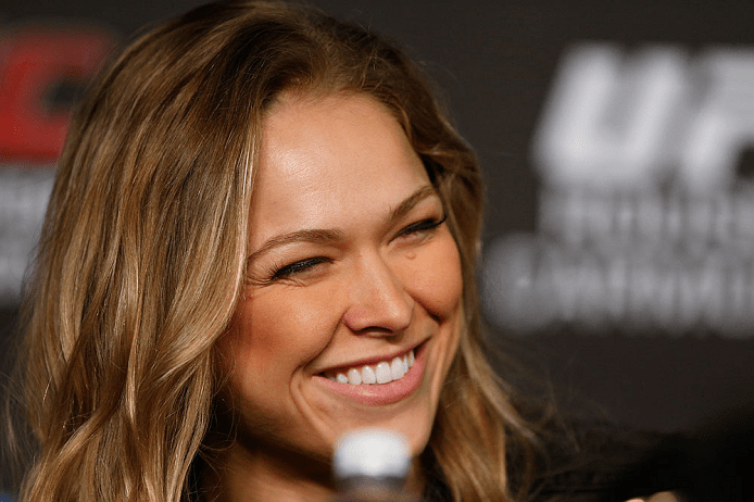 Once UFC darling, Ronda Rousey advocates equal treatments for all fighters - Ronda Rousey
