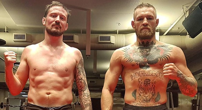 Coach John Kavanagh: Conor McGregor was offered $5million to fight Chinese Kickboxer - Coach john kavanagh