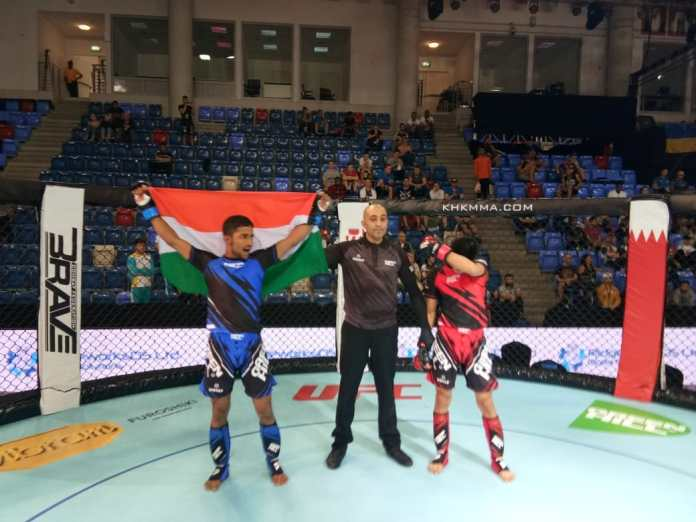 2018 IMMAF World Championship Results: India secure two wins, Mahboob Khan Mohammed makes history - IMMAF World Championship