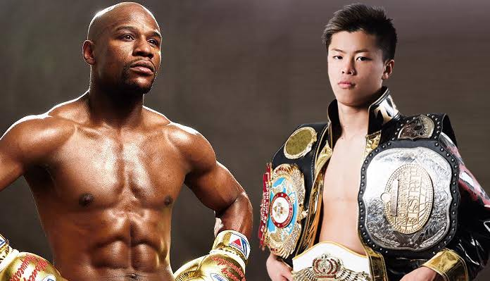 Tenshin Nasukawa sends a strong message to Floyd: My speed > Your experience! -