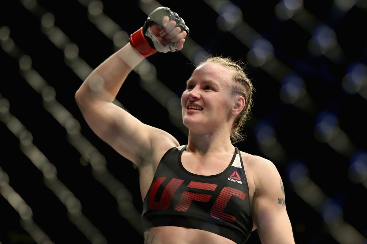 Valentina Shevchenko slates TUF 26 - says Champion should have been crowned first -