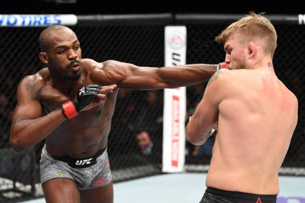 UFC 232 Jones vs. Gustafsson 2: Play-by-Play Updates and LIVE Results -
