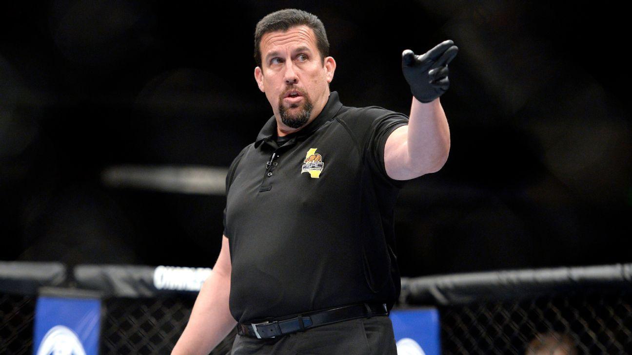Big John McCarthy takes a swipe at UFC's reebok deal on live Bellator broadcast -