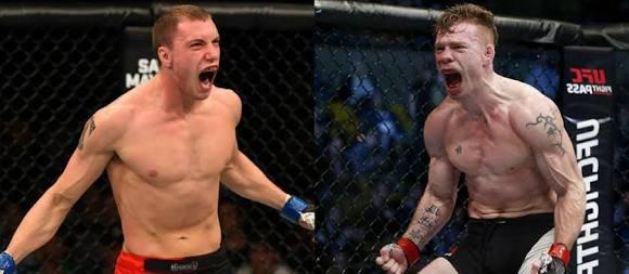 UFC: Paul Felder vs James Vick removed from UFC 233, will happen at UFC on ESPN 1 in Phoenix - UFC 233