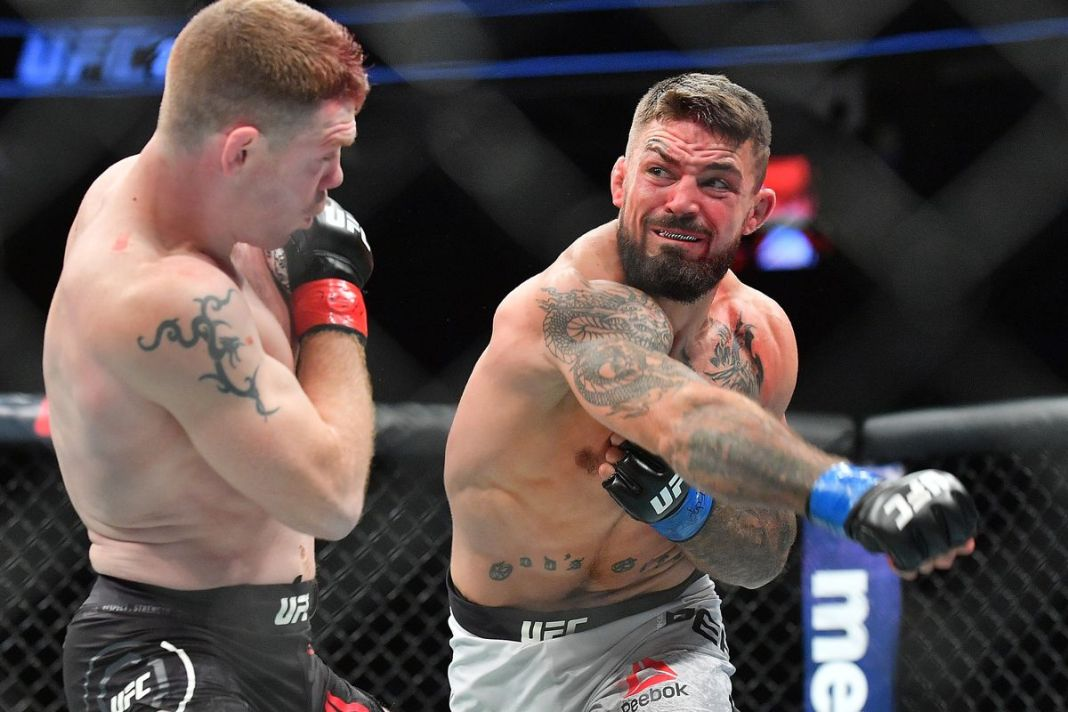 Mike Perry calls out Conor McGregor for an 'exhibition bout' - Perry