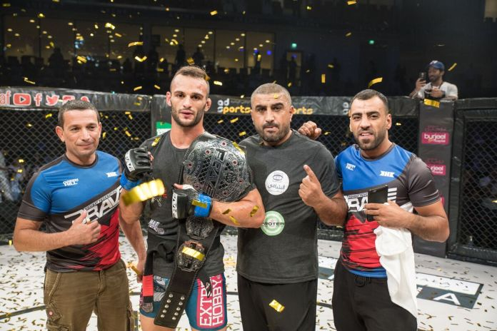 Al-Selawe can cement his place as Jordan's finest with victory at Brave 23 -
