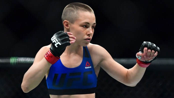 """Watch: Rose Namajunas moves out of homeground to fight Jessica Andrade; """"That's just how I perform best"""" -"""