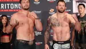 Bellator: Matt Mitrione give Ryan Bader props for winning the Bellator HW grand prix tournament - Mitrione