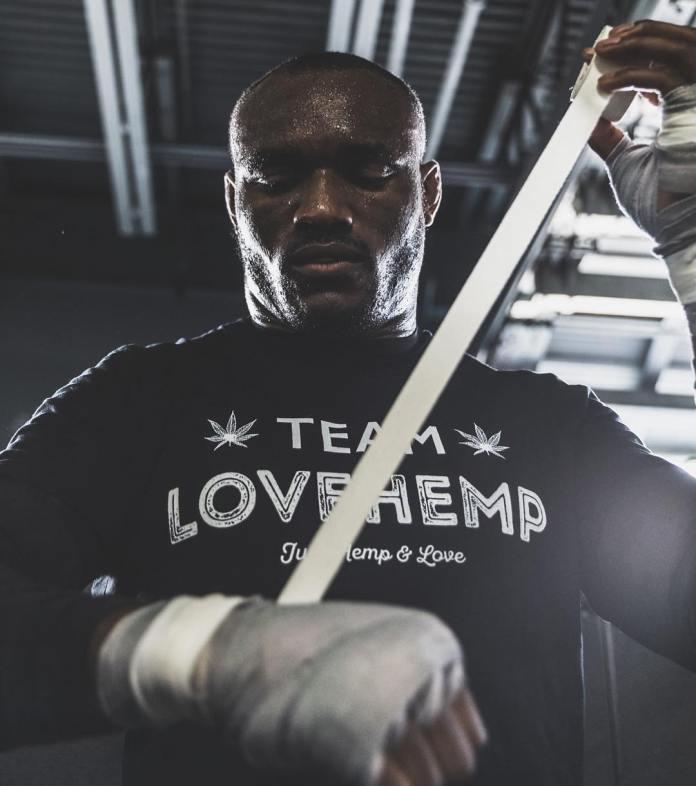 UFC Welterweight Champion Kamaru Usman's schedule: surgery then 'brutalizing' Colby Covington -