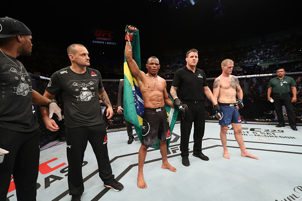 Francisco Trinaldo vs Carlos Diego Ferreira set for UFC 237 on May 11 -