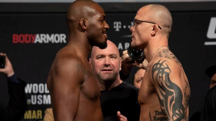 UFC: Anthony Smith: 'Beatable' Jon Jones nullified me, he didn't fight me - Smith