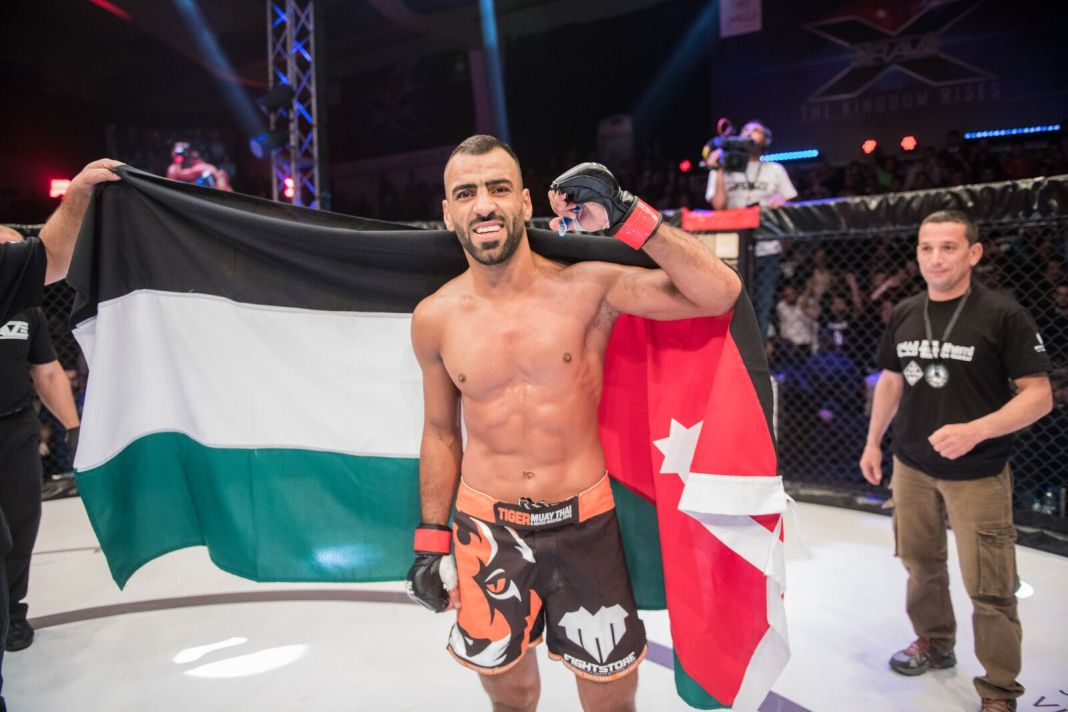 Al-Daaja looks to inspire as he eyes title shot after Brave 23 -