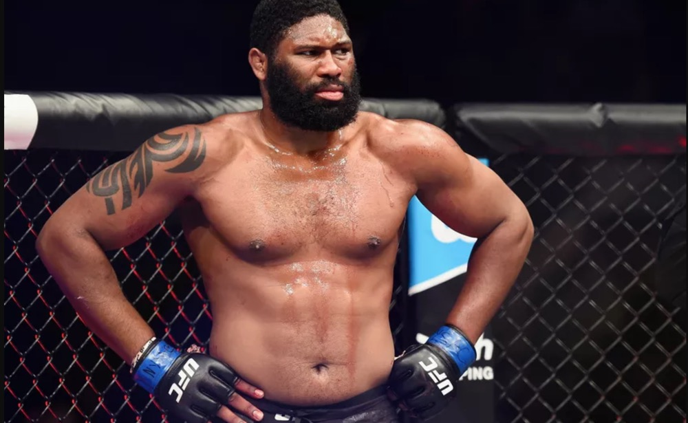 Curtis Blaydes slams Brock Lesnar for holding up the HW division -