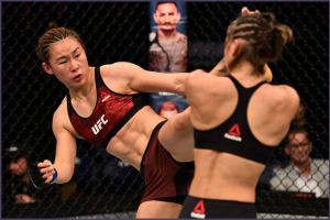 UFC: Angela Hill steps in to fight Yan Xiaonan instead of injured Felice Herrig - Hill
