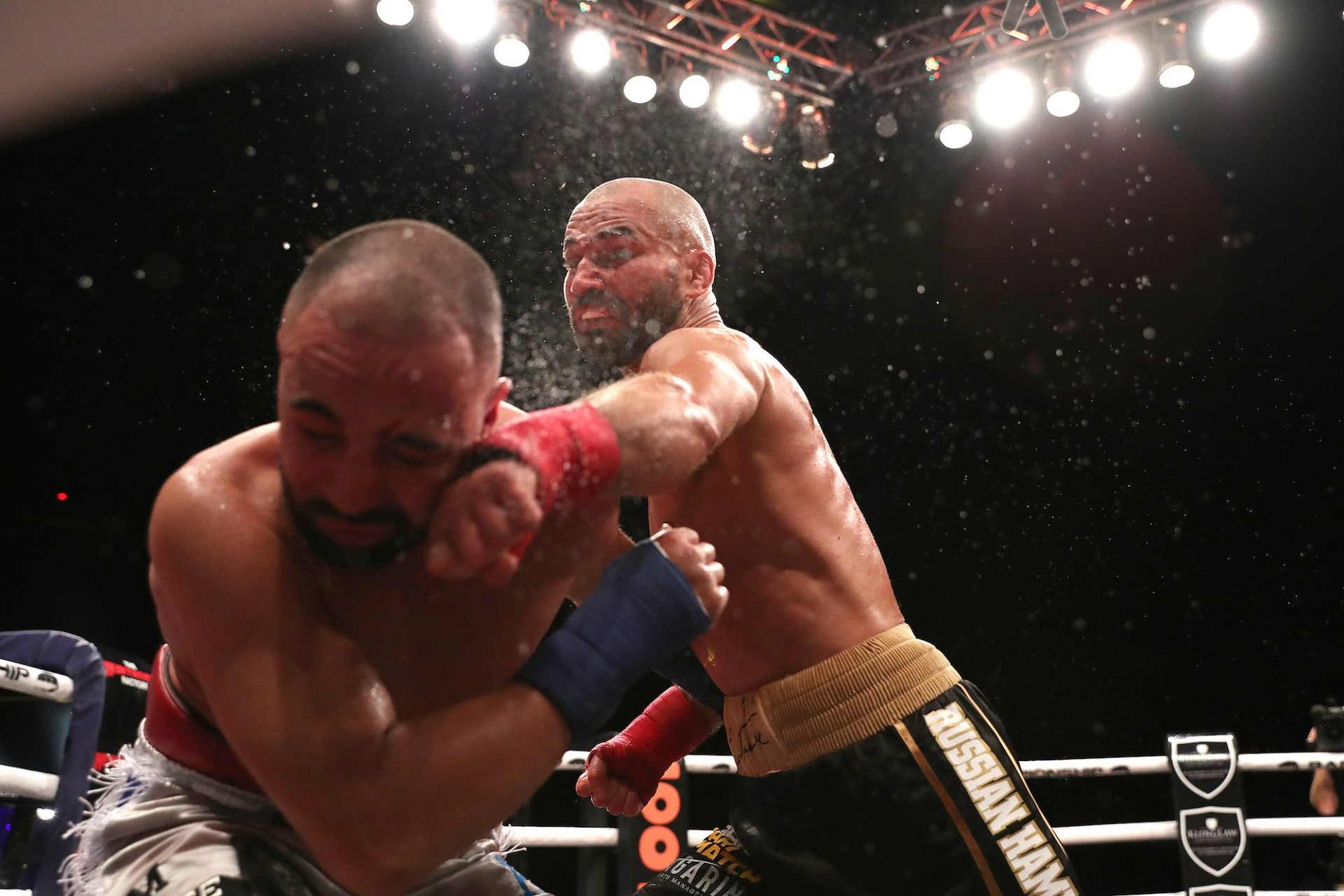 Paulie Malignaggi shares pictures of broken hand; all classy in defeat to Artem Lobov -