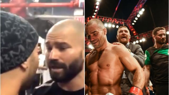 Watch: Artem Lobov says Paulie Malignaggi won't be able to walk after he's done with him - Artem