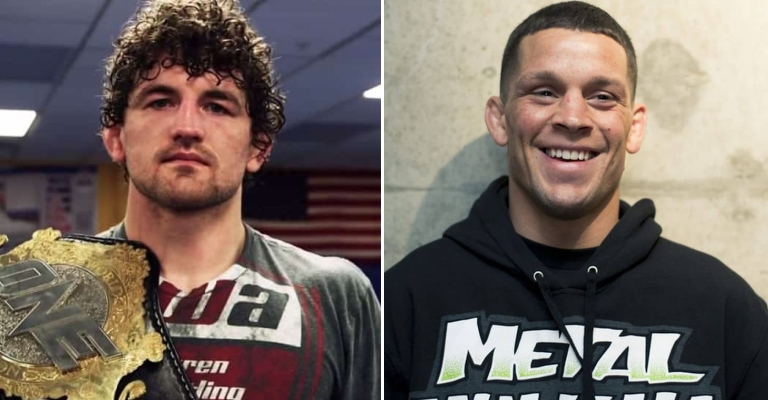 Ben Askren slams 'demented' Nate Diaz and his outlandish claims -