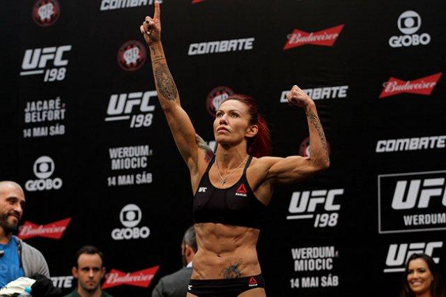 Dana White: Cris Cyborg wants easier fights - Cyborg