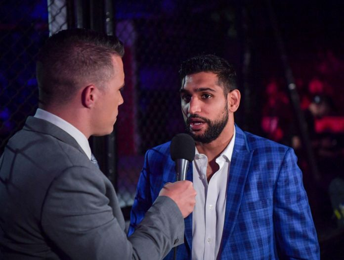 Boxing icon Amir Khan to attend BRAVE 24: London -